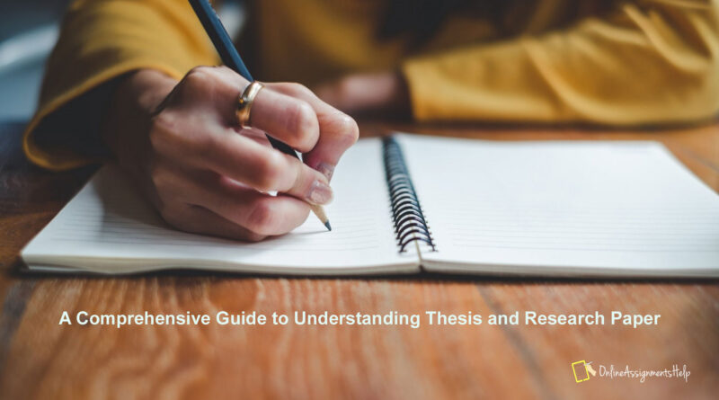 Thesis-and-Research-Paper