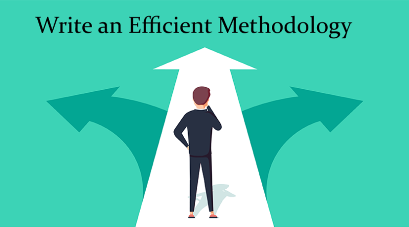 Write an Efficient Methodology
