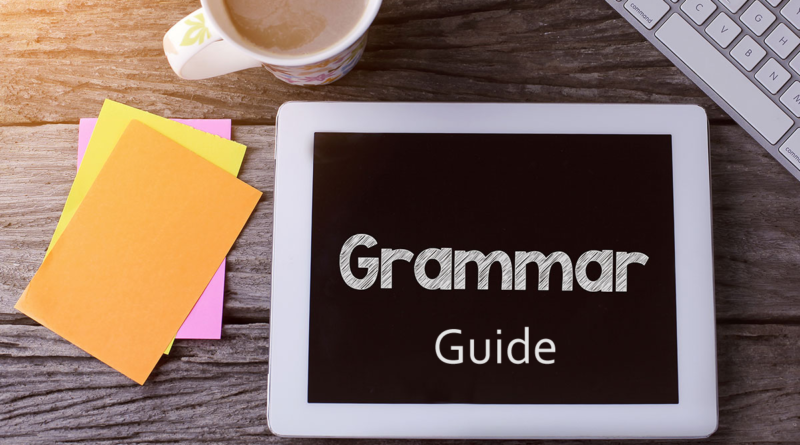 Grammar-Guide